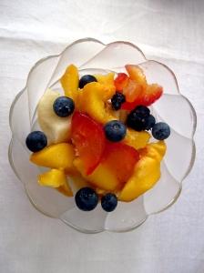 coctail de frutas