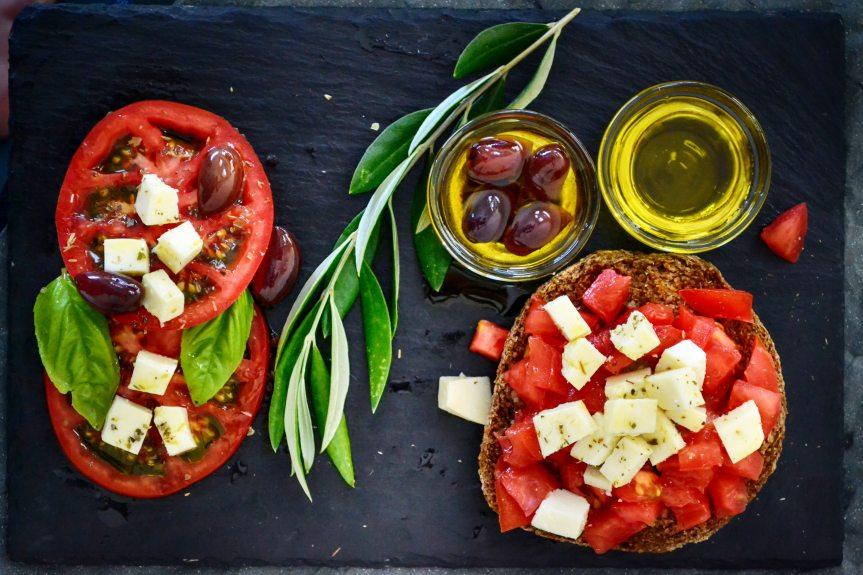 La dieta mediterránea y susbeneficios