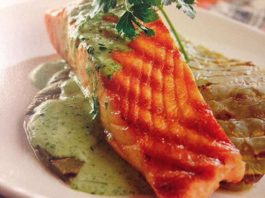 El salmón podría ayudar a prevenir laosteoporosis