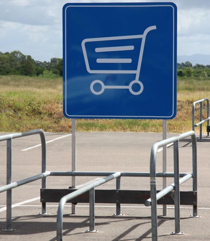 carritos de supermercado
