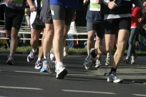 Carga de carbohidratos antes de unmaratón