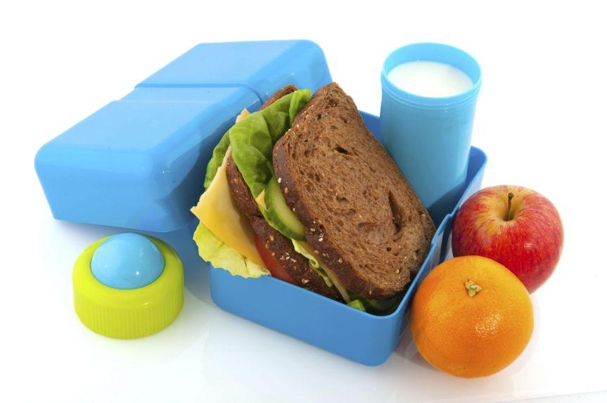 Menú de refrigerios escolares fáciles y saludables para todo elmes