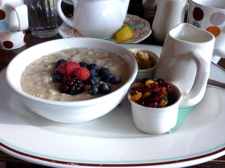 Diez desayunos para bajar depeso