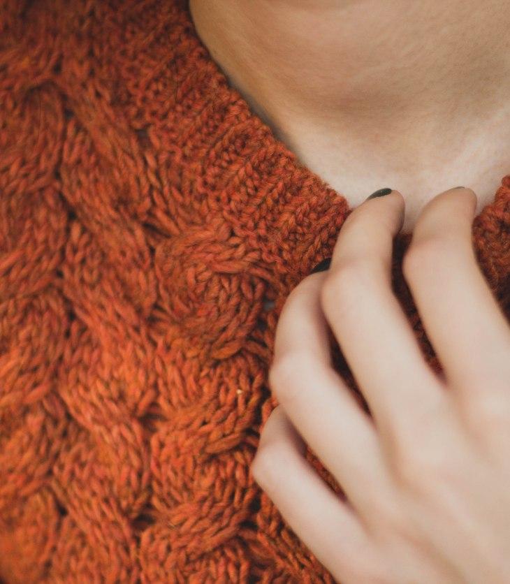 Ubicación de la tiroides en el cuello