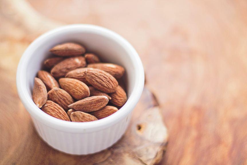 Beneficios de las almendras, nueces, cacahuates y otros frutossecos
